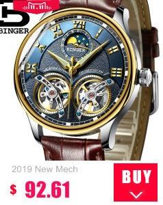 Hcb6443ea498b4b0e86e99e52a712e703X Switzerland LOBINNI Men Watches Luxury Brand Perpetual Calender Auto Mechanical Men's Clock Sapphire Leather relogio L13019-6