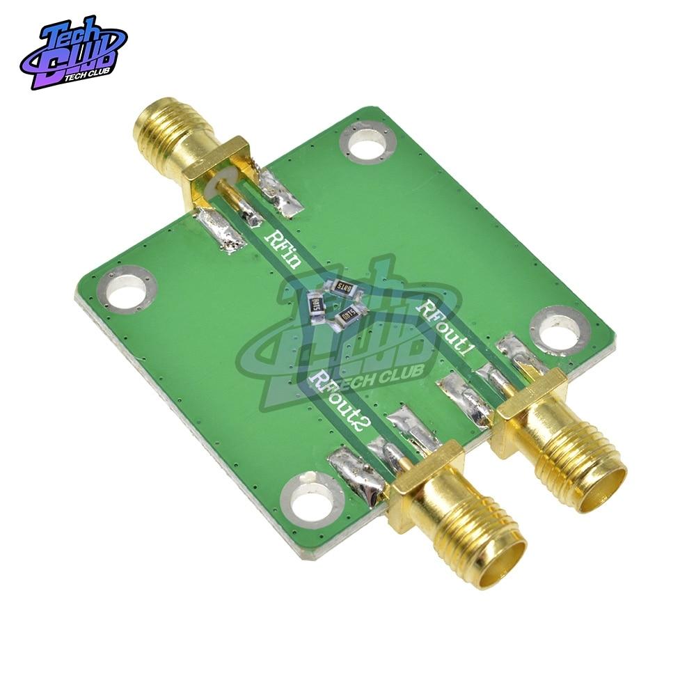 1Pcs RF Microwave Resistance Power Divider Splitter 1 to 2 Combiner SMA DCPLZH
