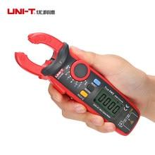 Uni-t UT210E True RMS Digital Clamp UT210A/B/C/D/E AC/DC Current/Voltage Automatic Range VFC Capacitor Non-contact Multimeter