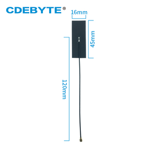 Image 3 - 10 pc/lot antenne interne FPC 433MHz IPEX Interface 2dbi antenne wifi omnidirectionnelle