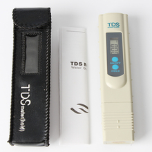 New TDS Meter Temperature Tester pen 2 In1 Function Conductivity Water Quality Measurement Tool TDS&TEMP 0-9990ppm