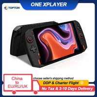 One GX Playstation One Xplayer 8.4Inch Video Swith AAA 3D Game GTA5 PUBG Intel i7 1195G7 Handheld Gaming Consoles PC Windows 10 1