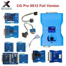 Original CG Pro 9s12 Volle Version Multi-Funktion Programmierer Unterstützt ECU IMMO für Freescale Für BMW Auto Schlüssel Programmierer