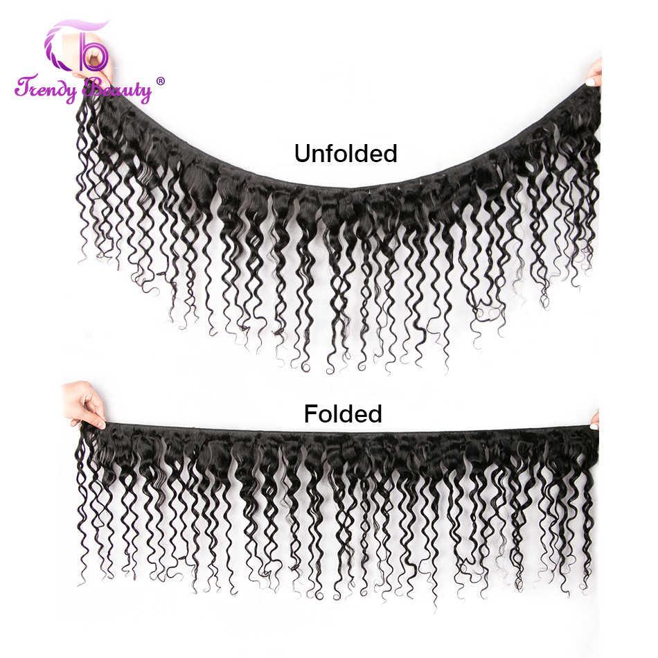 Belleza de moda de la onda de agua de Malasia 100% mechones de cabello humano postizo 3 uds por lote 8-30 pulgadas doble de la trama no remy extensiones de cabello