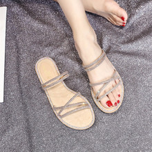Phụ nữ béo Giày sáng bóng ren Bé Gái giày nữ Cao Su đế giày