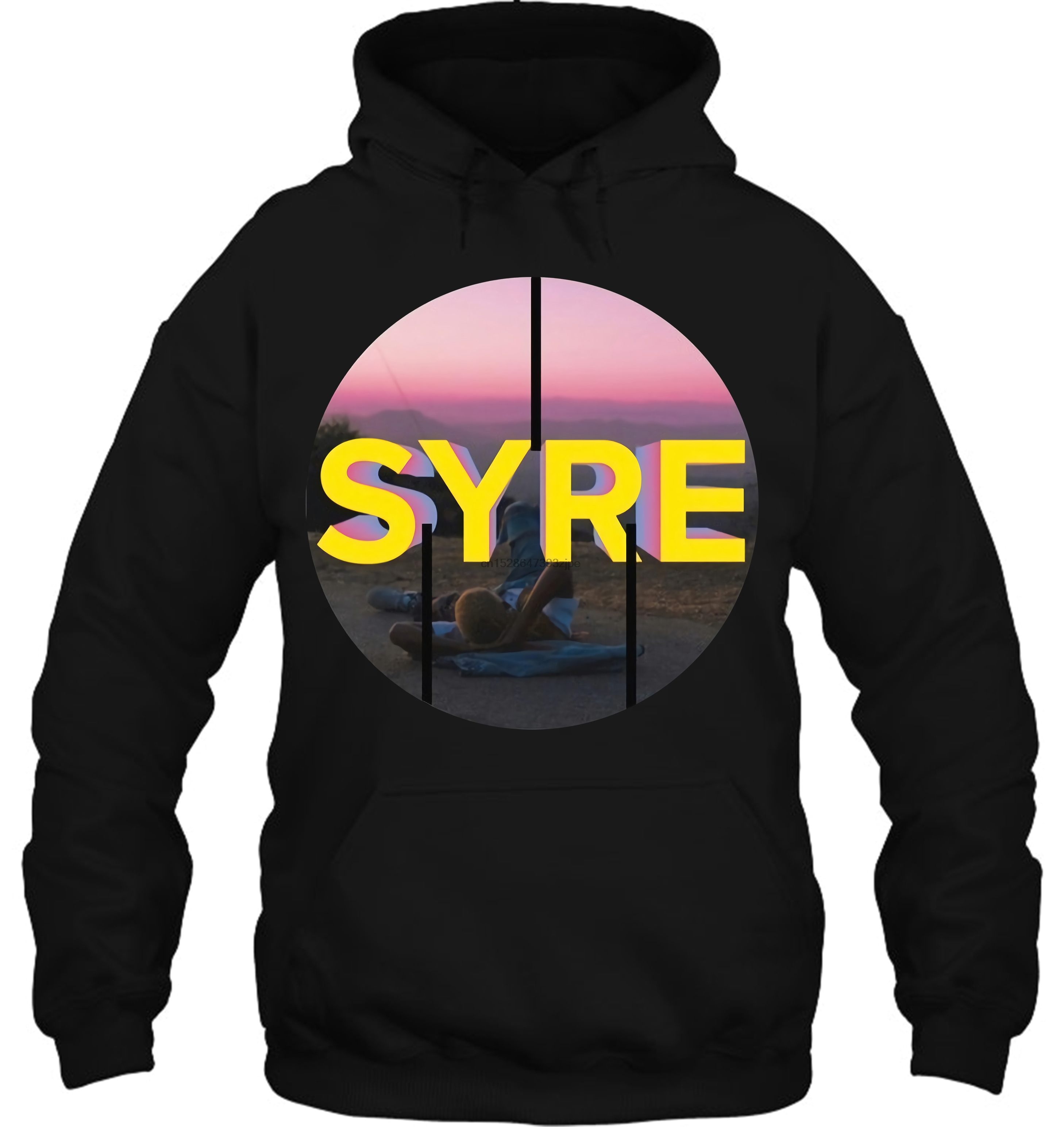 Jaden Smith Syre Streetwear Men Women Hoodies Sweatshirts
