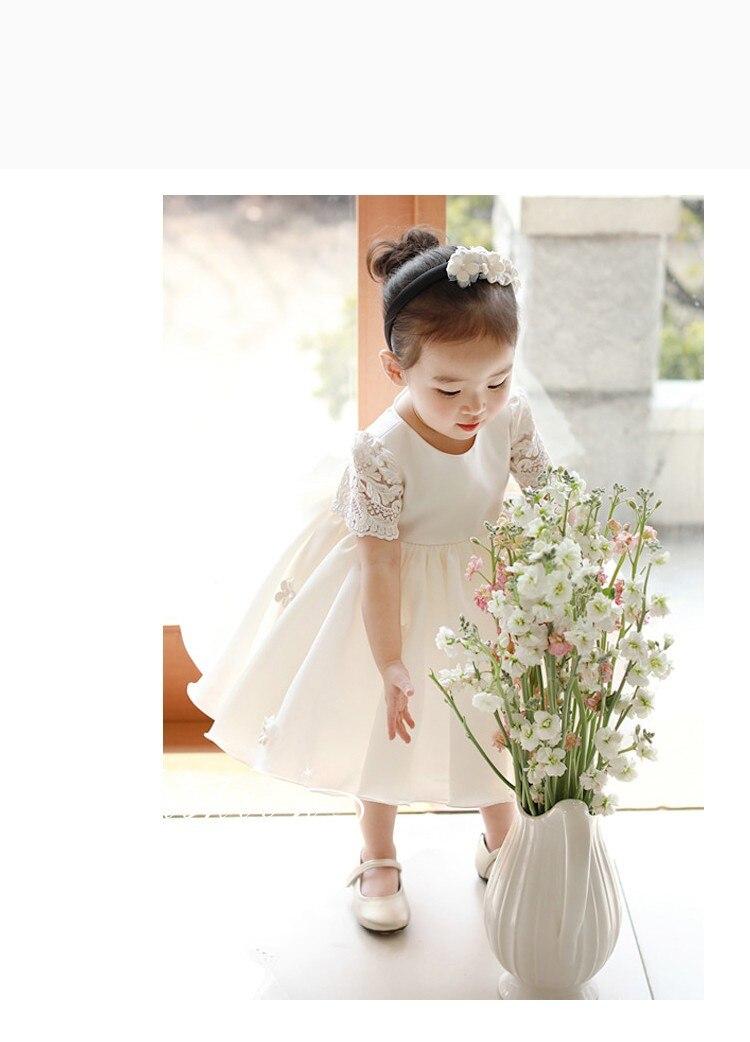Festa de Aniversário vestido de Baptizado Vestido