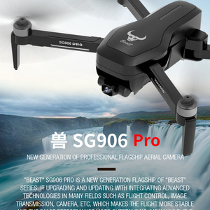 SG906 pro 4K dron drones with