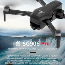 SG906 pro 4K dron drones with camera drone gps rc helicopter
