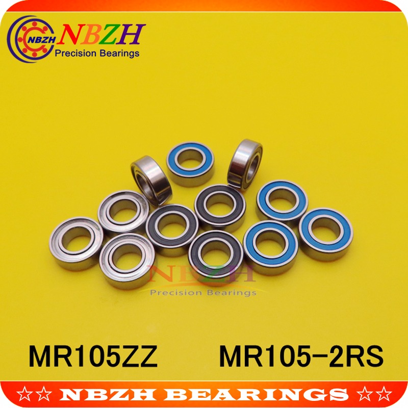 4x8x3 mm 20 Pcs MF84-2RS Metal Flanged Rubber Sealed Ball Bearing Bearings