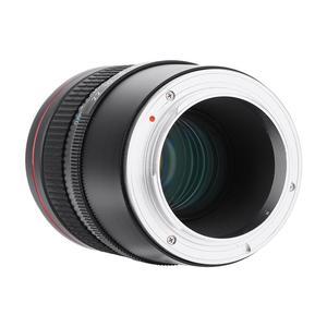 Image 4 - 85mm f/1.8 saf manuel odak büyük diyafram orta telefoto tam frame manuel aynasız kamera E Lens sony E dağı kamera