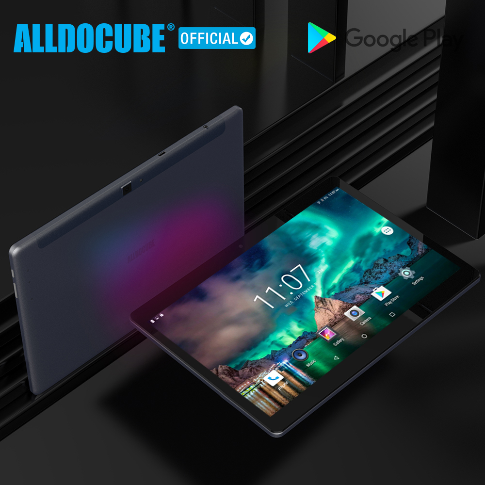 Alldocube M5XS Tablet 10.1 Inch 1200*1920  4G Phone Tablets PC MT6797 X27 Deca Core Android 8.0 3GB RAM 32GB ROM Dual Wifi GPS