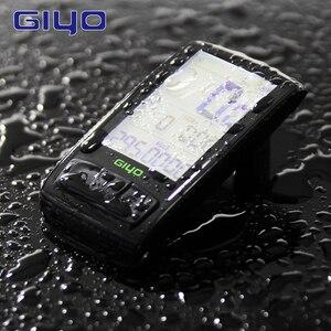 Image 4 - אלחוטי Bluetooth4.0 אופניים מחשב אופניים מד מהירות מהירות/Cadence חיישן IPX5 עמיד למים רכיבה על אופניים אופני מחשב