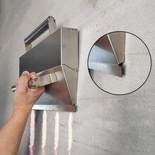 Шпатель для цемента из нержавеющей стали штукатурные инструменты для кирпичной кладки декоративный шпатель строительные инструменты Herramienta Cemento