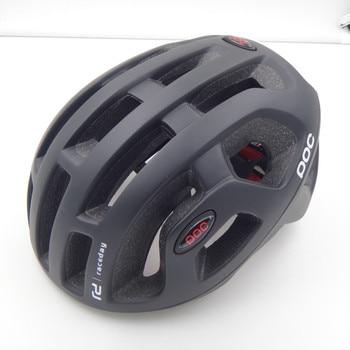 Poc raceday estrada capacete ciclismo eps das mulheres dos homens ultraleve mtb mountain bike conforto ciclo de segurança tamanho l: 54-61 1