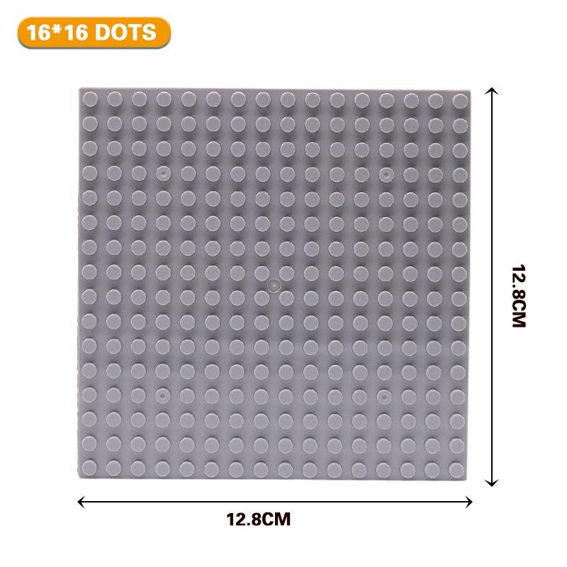 16x16 Grey