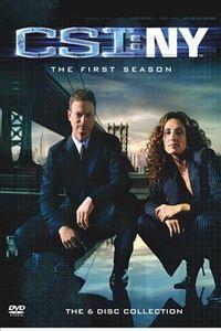犯罪现场调查:纽约第一季[完结]
