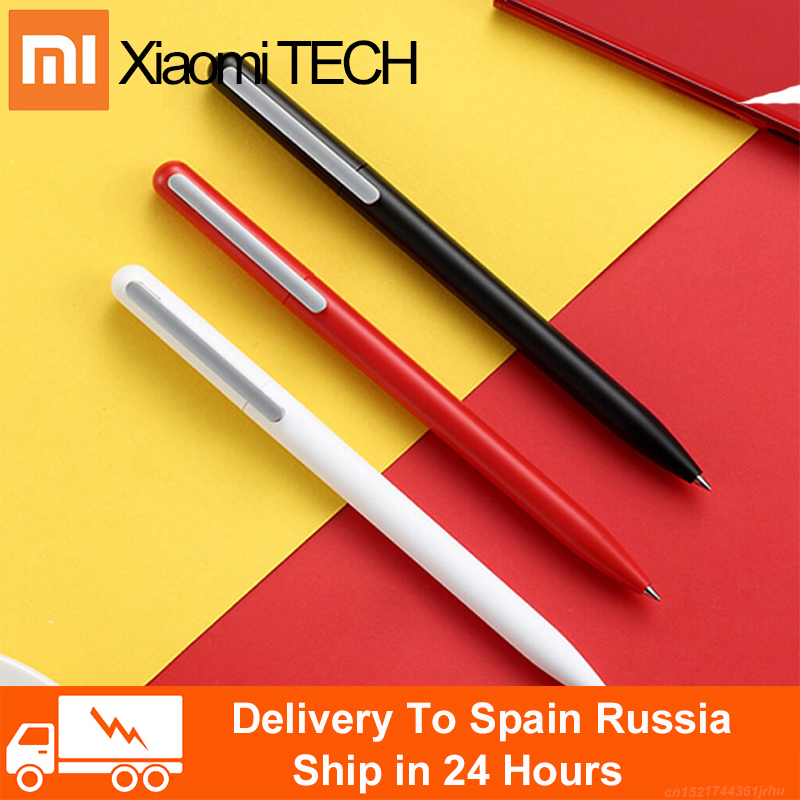 Original Xiaomi Pinluo Fountain Pen 3 Signature Pen Ballpoint Pen 9.5mm 0.5 Ink Smooth Swiss Black Refill MiKuni Japanese Ink