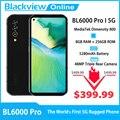 Blackview BL6000 Pro 5G Smartphone 8GB RAM+256GB ROM 6.36