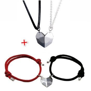 collier et Bracelet d'Amour Distance