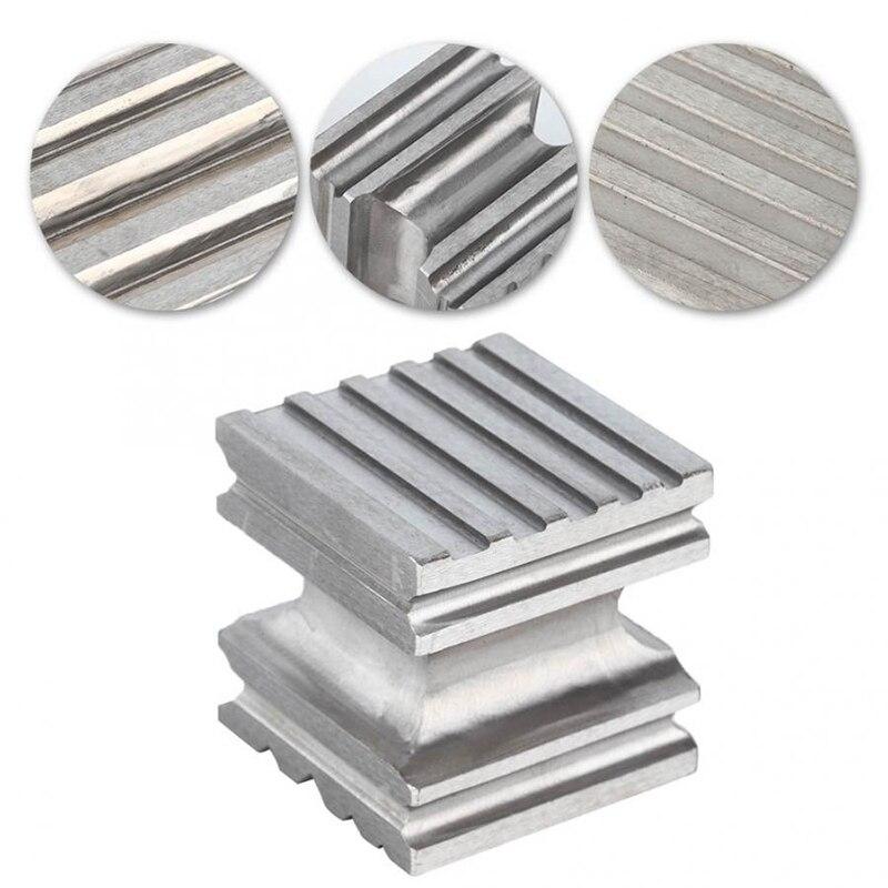 Poinçon carré de bloc de dging de dôme en acier de dureté élevée formant l'outil de façonnage pour la fabrication de bijoux - 2