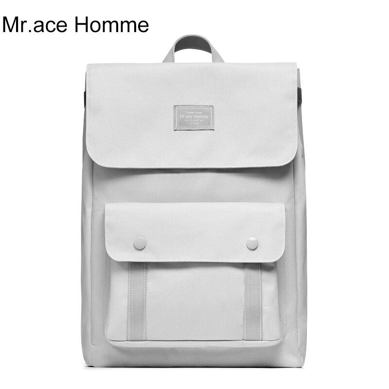 Brand Large Laptop Waterproof Canvas Backpack Women Travel Backpack Men Big School Backpacks College Bagback Boy School Bag Girl