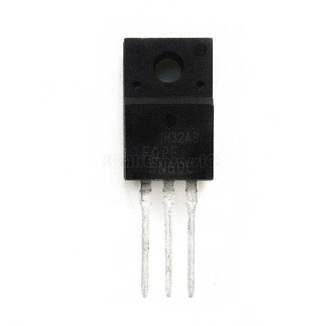 100pcs/lot FQPF6N60C TO 220 6N60C 6N60 FQPF6N60 TO220 TO 220F MOS FET transistor In Stock