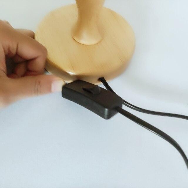 Фото среди нас xianfan корейская твердая деревянная тыква лампа основа цена