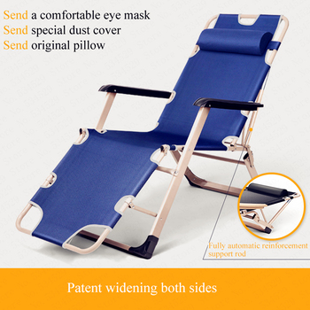 Silla de descanso plegable reclinable pícnic al aire libre Camping Sunbath playa...
