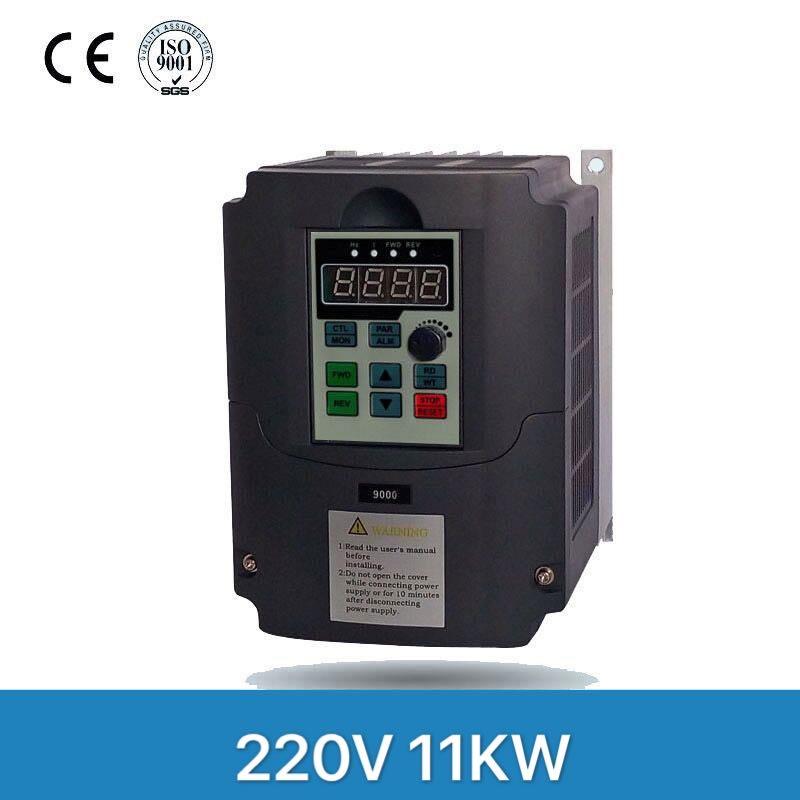 Zmiennej częstotliwości falownik/przetwornica częstotliwości 220V do 380V 11kw 3 fazy vfd