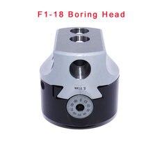 F1 18mm Расточная головка 001 мм токарный станок держатель фрезерного
