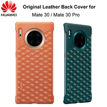 Original HUAWEI Mate 30 Mate 30 Pro Case Stylish texture protective shell for Mate30 Mate 30pro