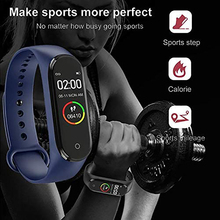 Fitness Tracker Body Temperature Smart Bracelet Heart Rate Monitor Smart Watch Heart Rate Monitor Sport 2020 Men Women