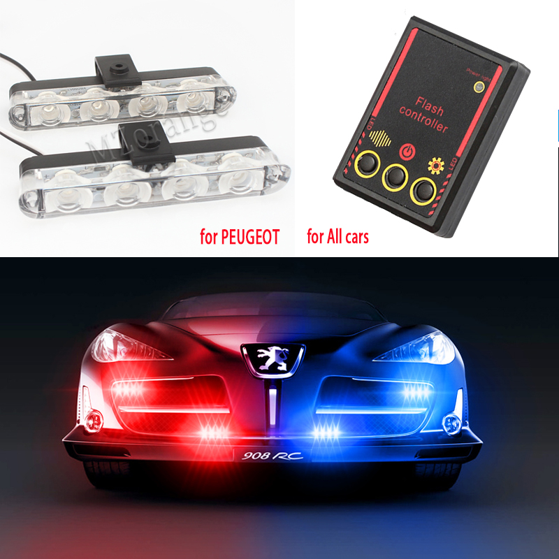 Police Lights Led Flasher Fso Auto Flash Fso Strobe Lights Stroboscopes Police Light Strobe Light Police Flasher Fso Flash