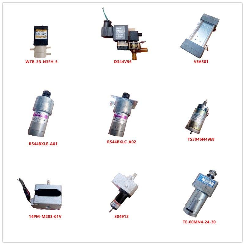 WTB-3R-N3FH-5| D344V56| VEA501| RS44BXLE-A01| RS44BXLC-A02| TS3046N49E8| 14PM-M203-01V| 304912| TE-60MN4-24-30 Used