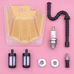 Image 1 - Air Fuel Oil Filter Line Kit For Stihl MS270 MS270C MS280 MS280C Chainsaw Part 1133 120 1604 w Spark Plug Bar Nut