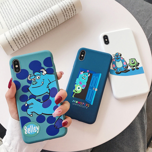 Cute Monsters University Phone Case For iPhone