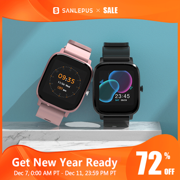 SANLEPUS Global Version Smart Watch IP67 Waterproof Smartwatch 2020 New Men Women Fitness Bracelet Band For Android Apple Xiaomi