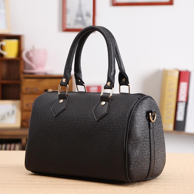 bolsa de couro totes preto vermelho bege