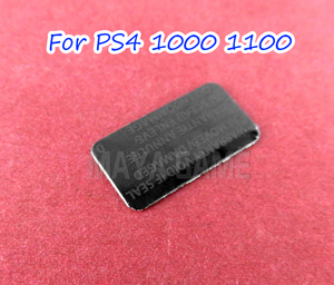 Image 4 - 10 יח\חבילה עבור PS4 slim קונסולת תווית מדבקת שיכון מעטפת מדבקת Lable חותמות עבור ps4 2000 1000 1100 1200 פרו קונסולה