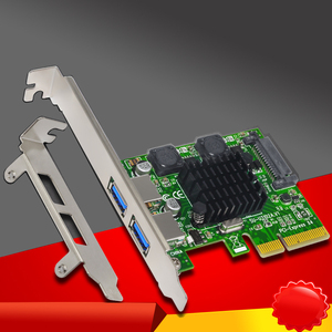 USB 3.1 PCI Express Card 2-Por