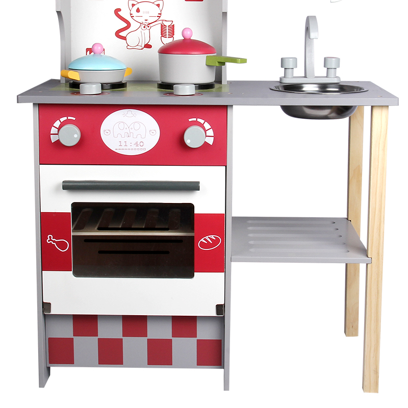 Деревянные кухонные игрушки, ролевые игры, игрушки для приготовления пищи, наборы посуды, настоящая жизнь, косплей, Детские деревянные игрушки, кухня, моделирование приготовления пищи
