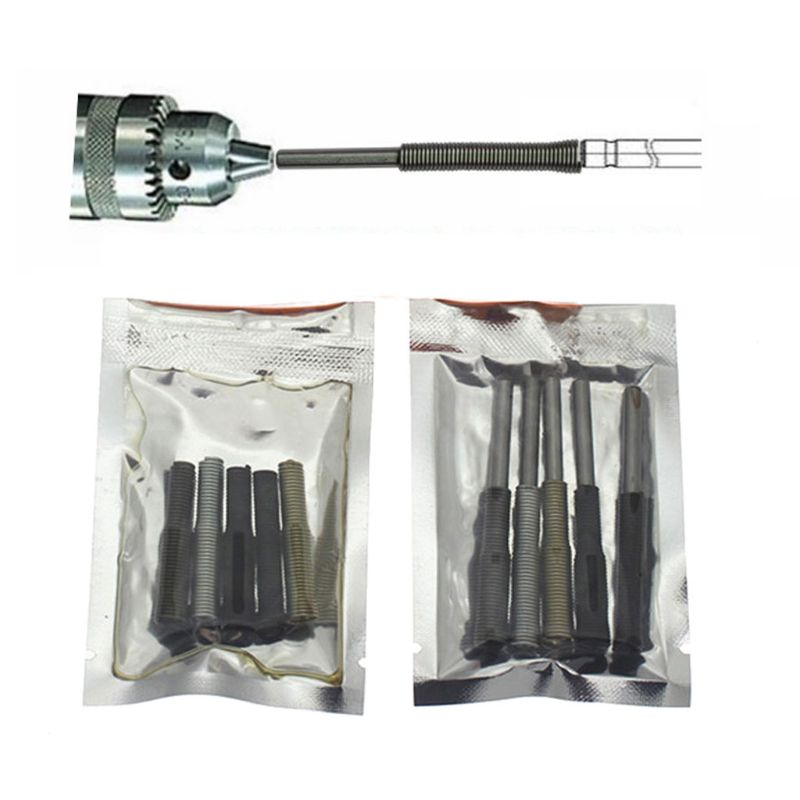1 Set Motorcycle Electric Valve Quick Grinding Tools Repair Tool Scooter Electric Drill Part