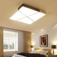 Lâmpada do teto moderno e minimalista estudo quarto luzes led nordic iluminação lâmpadas para casa