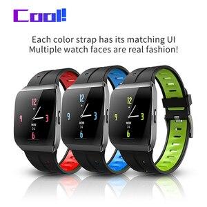 Image 5 - X1 relojes inteligentes IP68 impermeables para nadar hombres mujeres Smartwatch deportivo 30 días Larga modo de reposo tiempo 1,3 pulgadas pulsera de pantalla grande