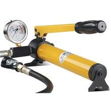 CP-180 гидравлический насос ручной насос гидравлический ручной насос с манометром