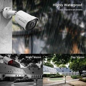 Image 3 - DEFEWAY HD 5MP POE NVR Kit 4CH/8CH 2MP POE IP Có Âm Thanh Hệ Thống Camera Quan Sát H.265 + Ngoài Trời tầm Nhìn Ban Đêm Giám Sát Video Bộ