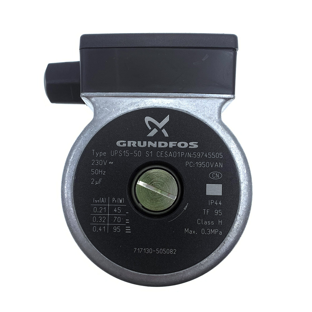 Gas Boiler Part Water Circulation Pump Motor For GRUNDFOS UPS15-50 230V 50Hz 2uF