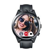 Zeblaze THOR 5 PRO Astuto Della Vigilanza degli uomini di Processore 3GB + 32GB di ROM 5.0MP Dual Camera Inseguitore di Fitness Cuore rate Monitor 4G Smartwatch