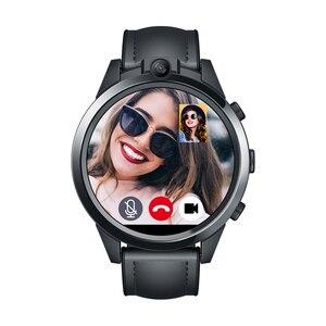 Image 1 - Zeblaze THOR 5 PRO montre intelligente hommes processeur 3GB + 32GB ROM 5.0MP double caméras Fitness Tracker moniteur de fréquence cardiaque 4G Smartwatch